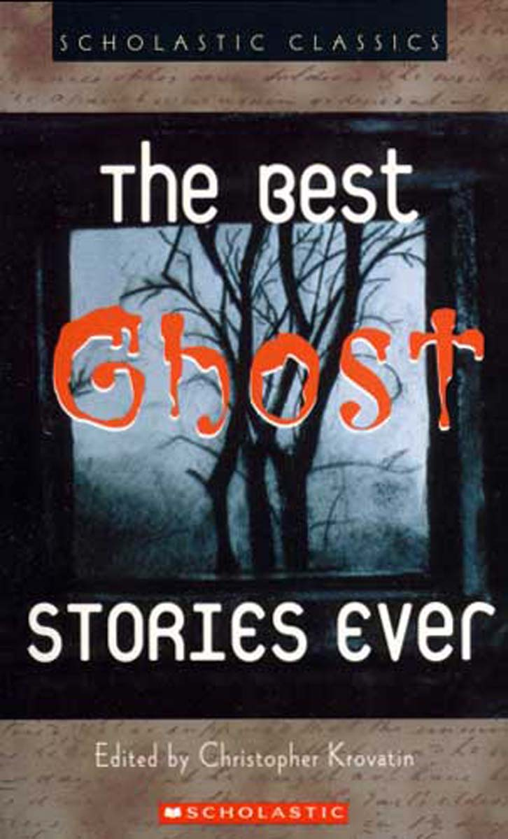  Best Ghost Stories Ever BOOK:PAPERBACK